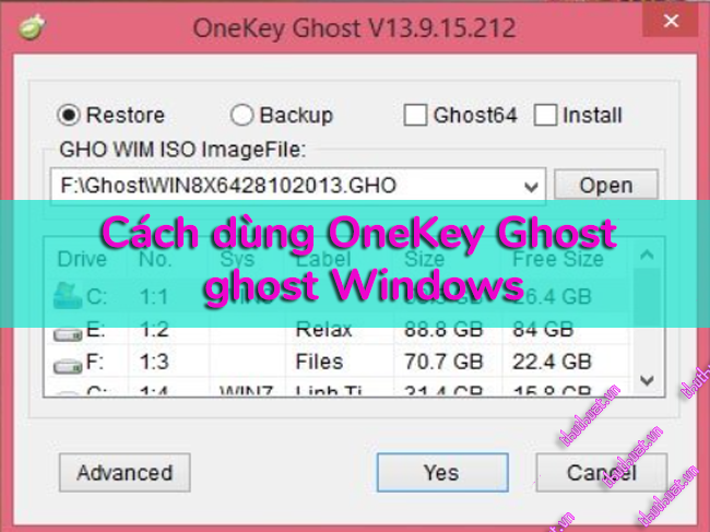 cach-dung-onekey-ghost-ghost-windows-78-windows-10