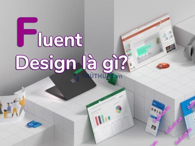 fluent-design-la-gi