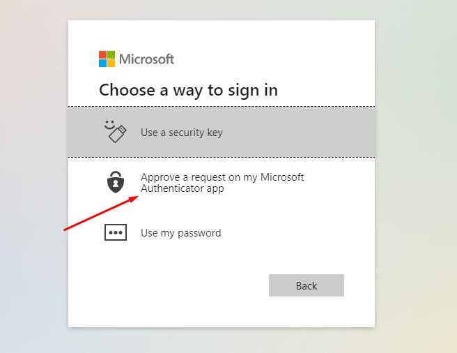 Cách đăng nhập tài khoản Microsoft không cần mật khẩu chưa? 3