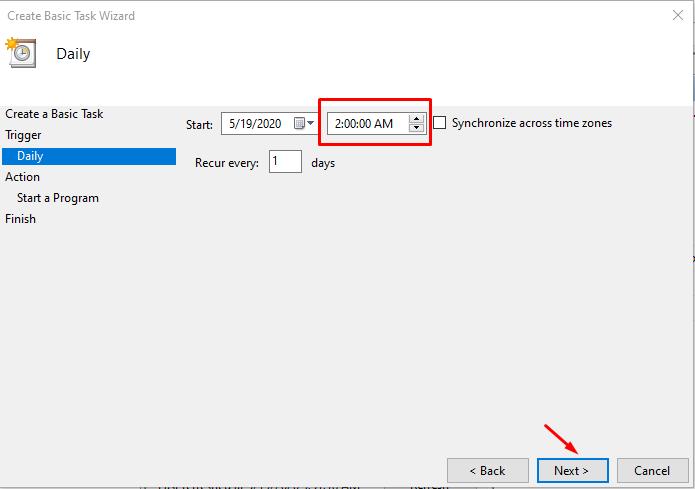 Cách hẹn giờ tắt máy tính trên Windows 10 11