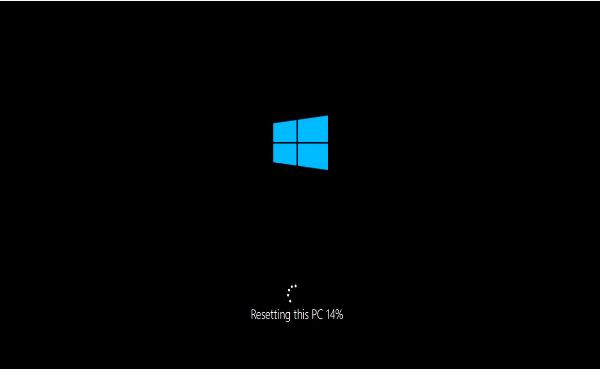 Cách Reset Windows 10 từ Boot chi tiết có hình minh họa 6