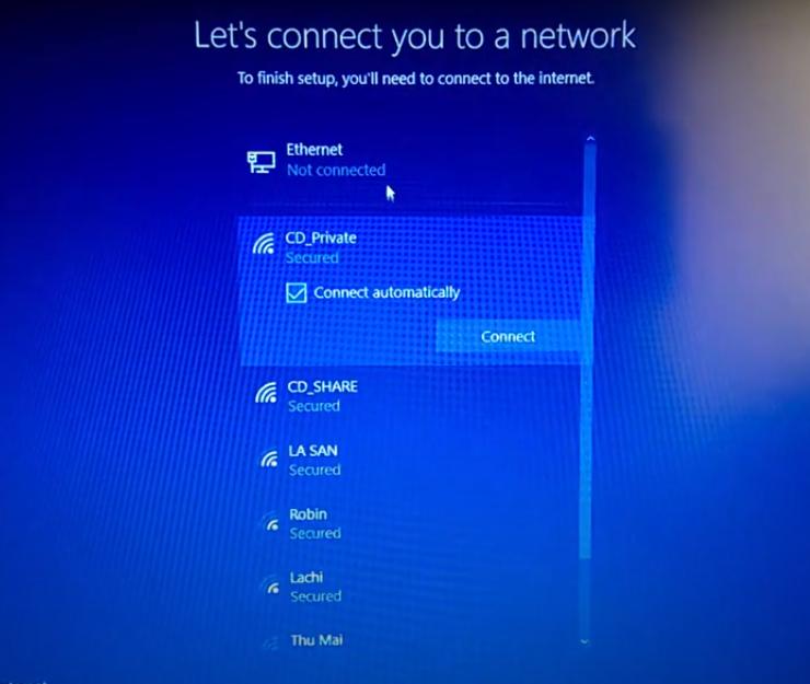 Cách Reset Windows 10 từ Boot chi tiết có hình minh họa 12
