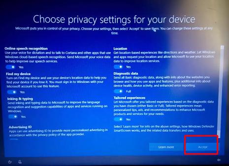 Cách Reset Windows 10 từ Boot chi tiết có hình minh họa 45
