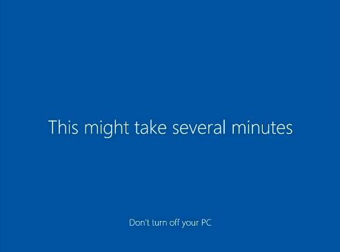 Cách Reset Windows 10 từ Boot chi tiết có hình minh họa 46