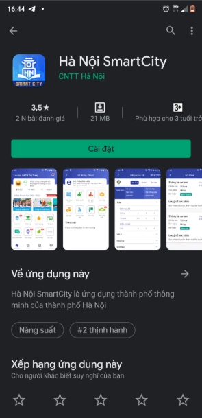 Cách sử dụng Hà Nội Smart City để theo dõi dịch Covid 19 tại Hà Nội 2