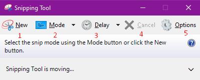 Cách sử dụng Snipping Tool trên Windows 10 toàn tập 5