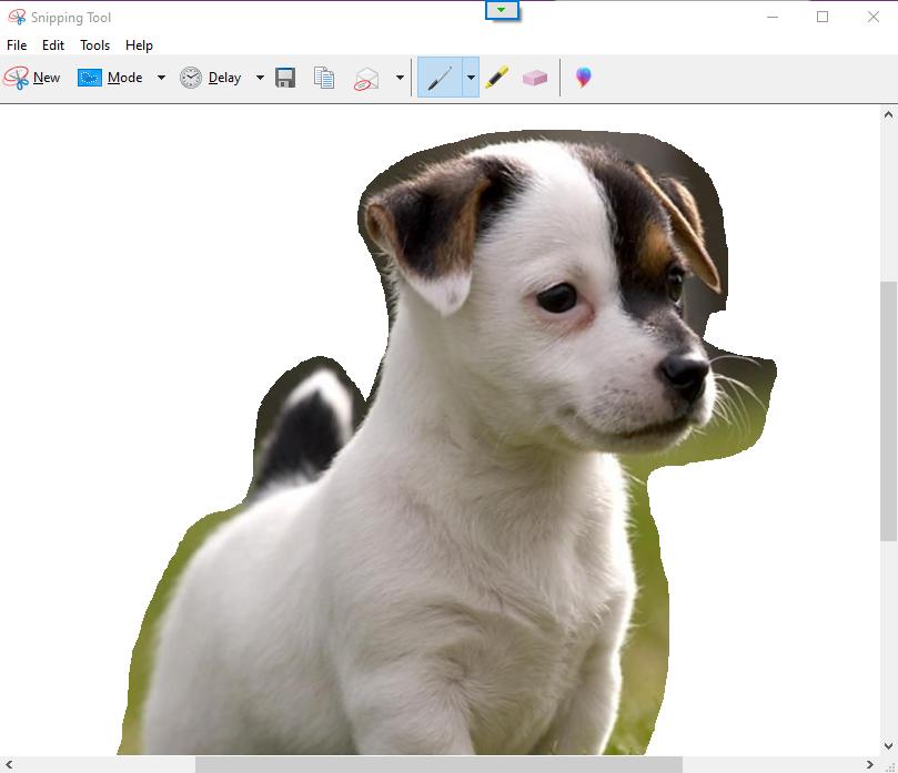 Cách sử dụng Snipping Tool trên Windows 10 toàn tập 9