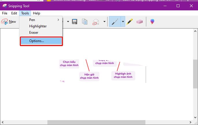 Cách sử dụng Snipping Tool trên Windows 10 toàn tập 12