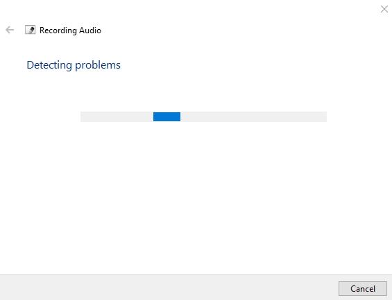 Cách sửa lỗi microphone trên Windows 10 8