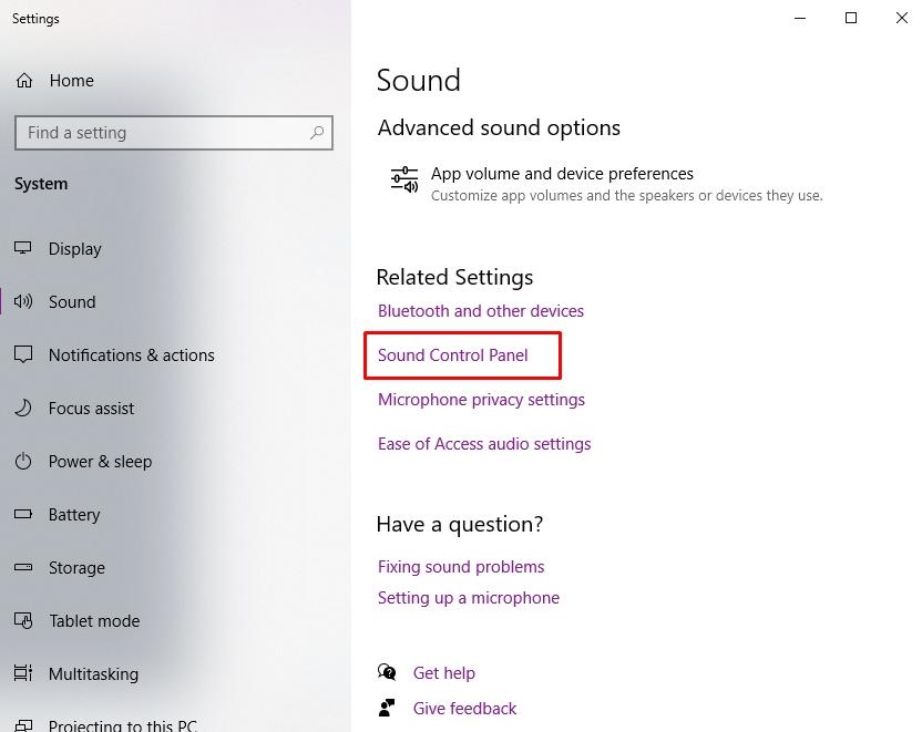 Cách sửa lỗi microphone trên Windows 10 16
