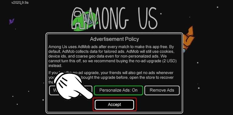 Cách tải, cài đặt và chơi Among Us trên PC miễn phí 8