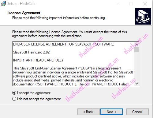 Check MD5 và SHA1 kiểm tra tính toàn vẹn của tập tin (file) 7