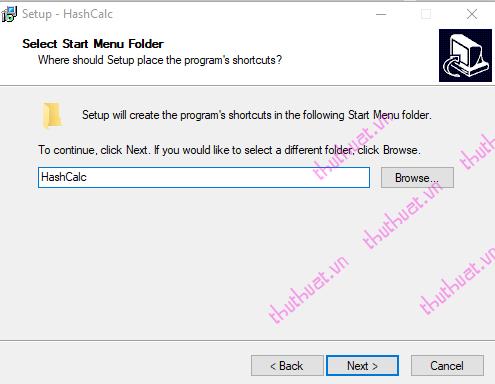 Check MD5 và SHA1 kiểm tra tính toàn vẹn của tập tin (file) 8