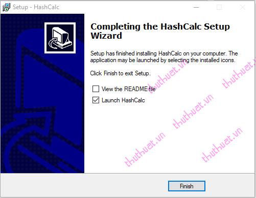 Check MD5 và SHA1 kiểm tra tính toàn vẹn của tập tin (file) 11