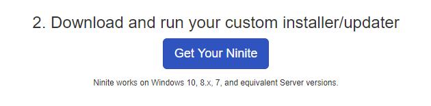 hướng dẫn cách cài phần mềm tự động bằng Ninite 7