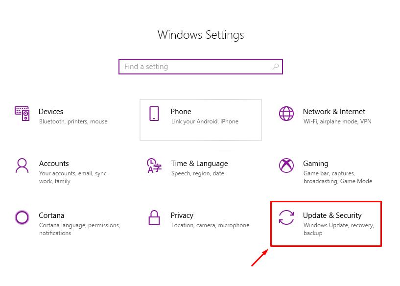 Hướng dẫn cách reset windows 10 có hình ảnh chi tiết 3