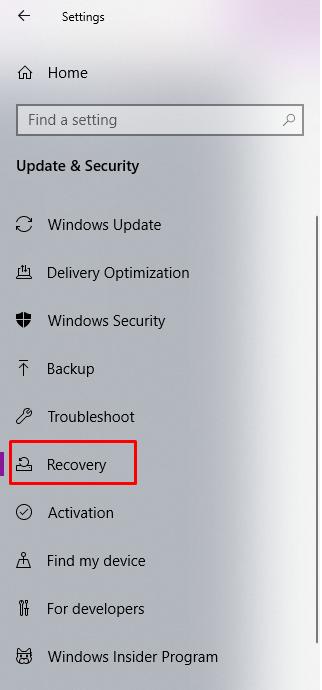 Hướng dẫn cách reset windows 10 có hình ảnh chi tiết 4