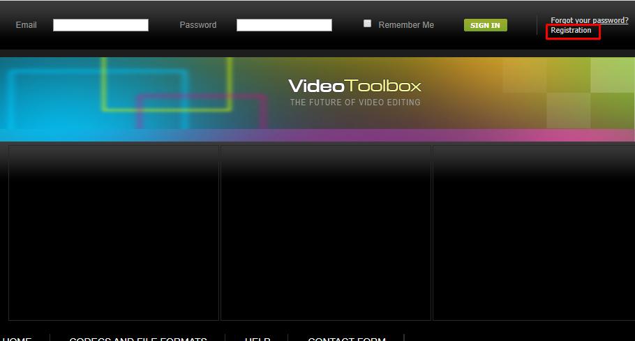 Hướng dẫn ghép video bằng Video Toolbox online 1