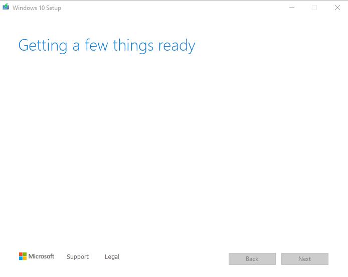 Hướng dẫn nâng cấp (update) windows 7/8/8.1 lên windows 10 2