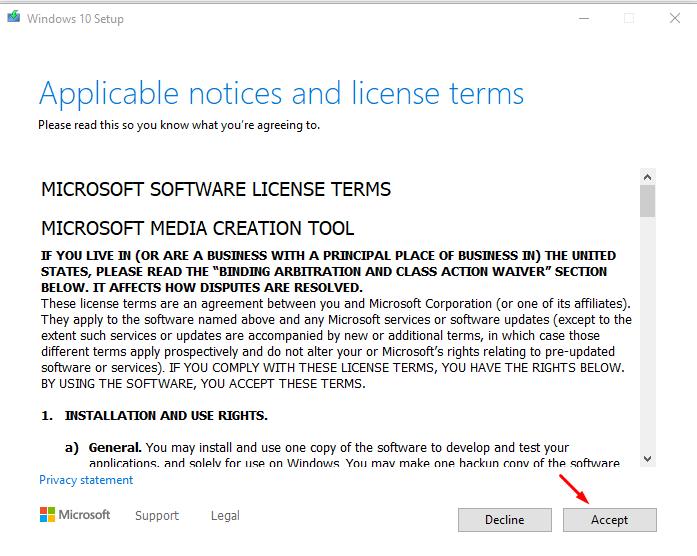 Hướng dẫn nâng cấp (update) windows 7/8/8.1 lên windows 10 3