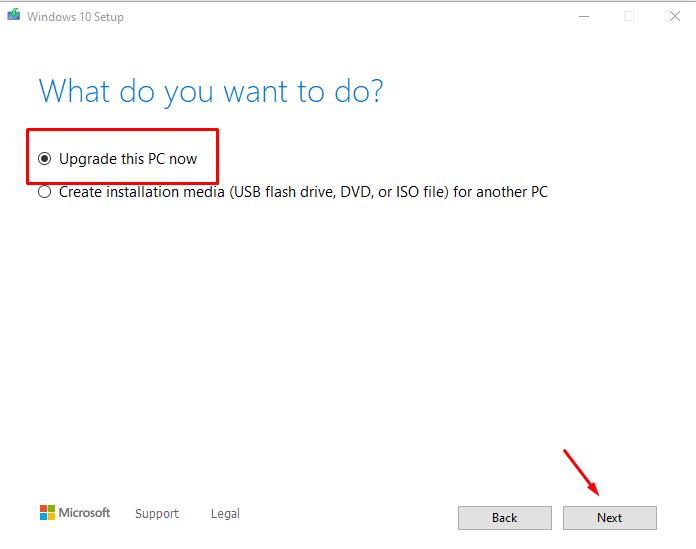Hướng dẫn nâng cấp (update) windows 7/8/8.1 lên windows 10 4