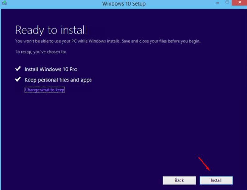 Hướng dẫn nâng cấp (update) windows 7/8/8.1 lên windows 10 7