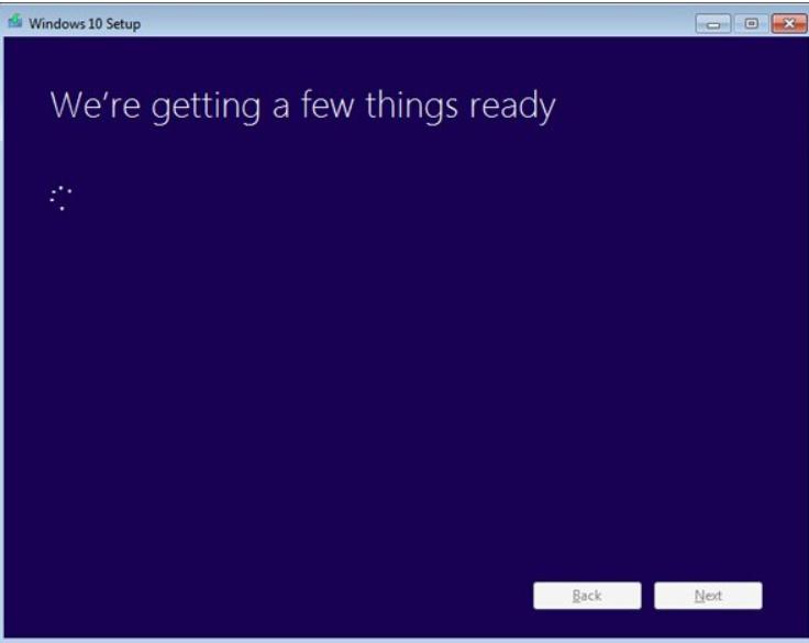 Hướng dẫn nâng cấp (update) windows 7/8/8.1 lên windows 10 11