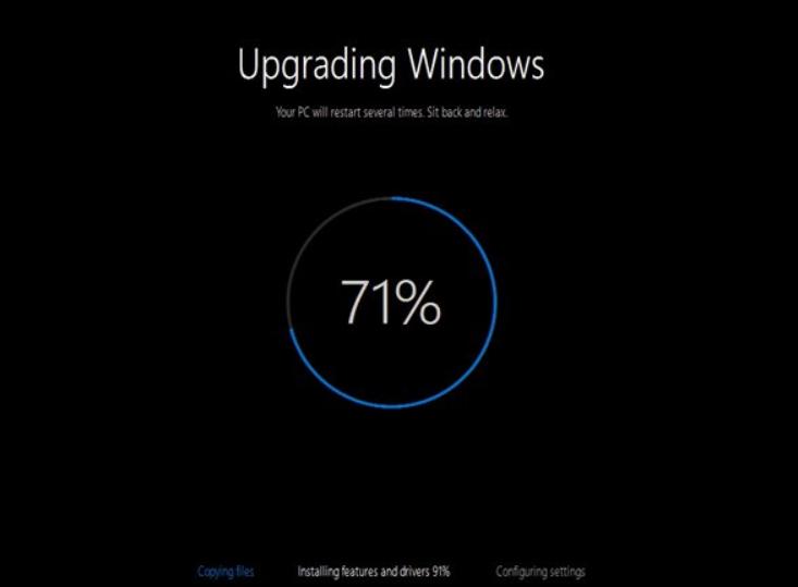 Hướng dẫn nâng cấp (update) windows 7/8/8.1 lên windows 10 18
