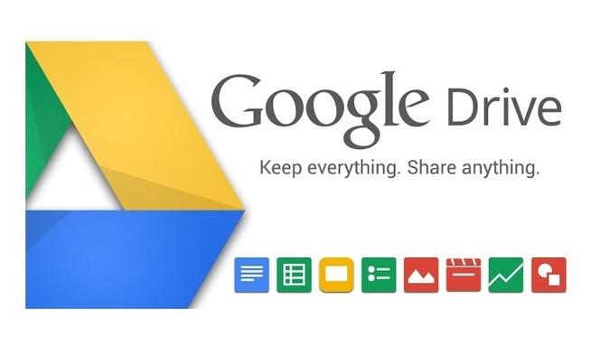 Hướng dẫn sử dụng Google Drive 1