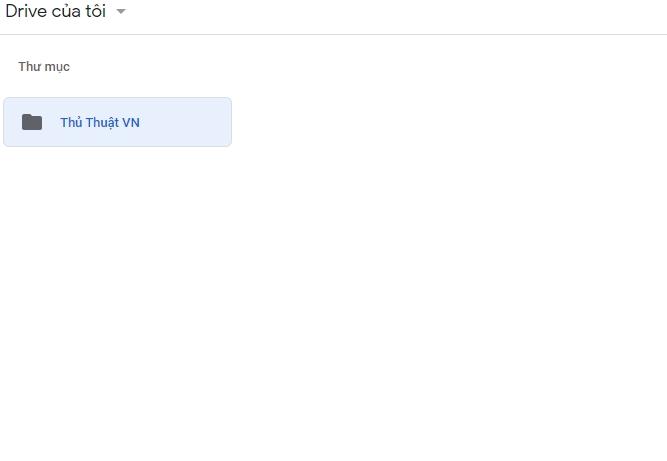 Hướng dẫn sử dụng Google Drive 6