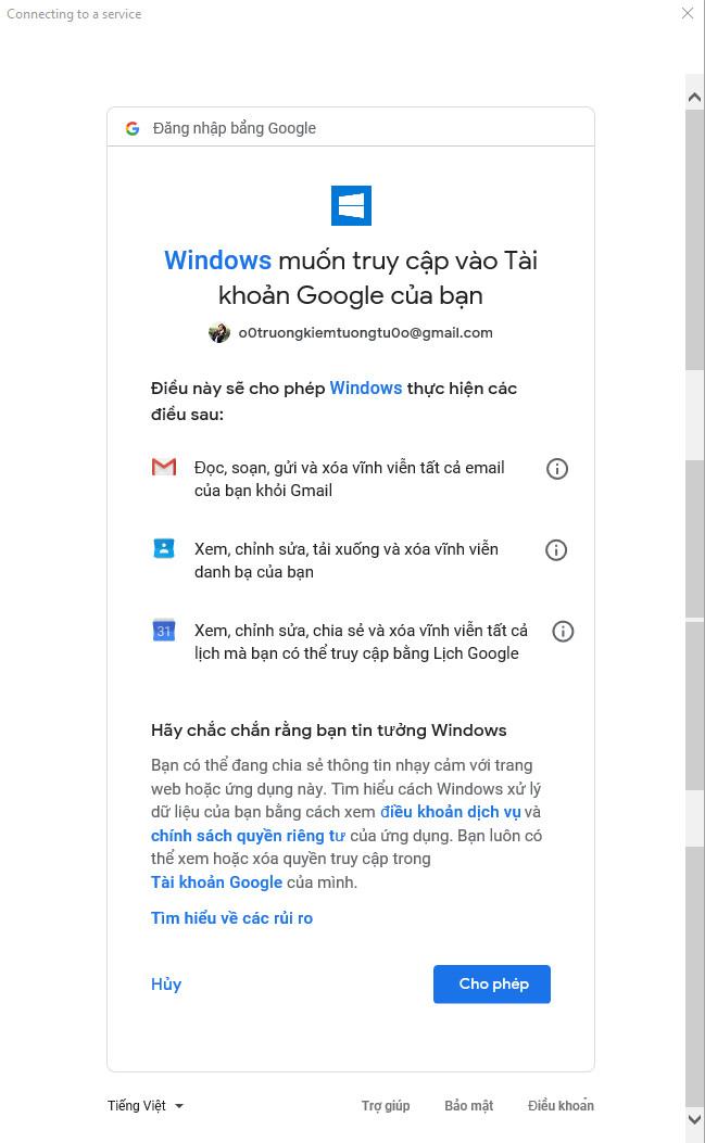 Hướng dẫn sử dụng ứng dụng Mail trên Windows 10 7