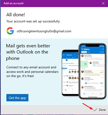 Hướng dẫn sử dụng ứng dụng Mail trên Windows 10 8