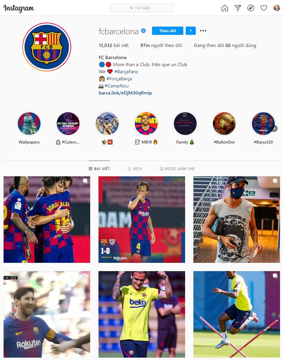 Instagram là gì ? Cách đăng ký tài khoản Instagram 2