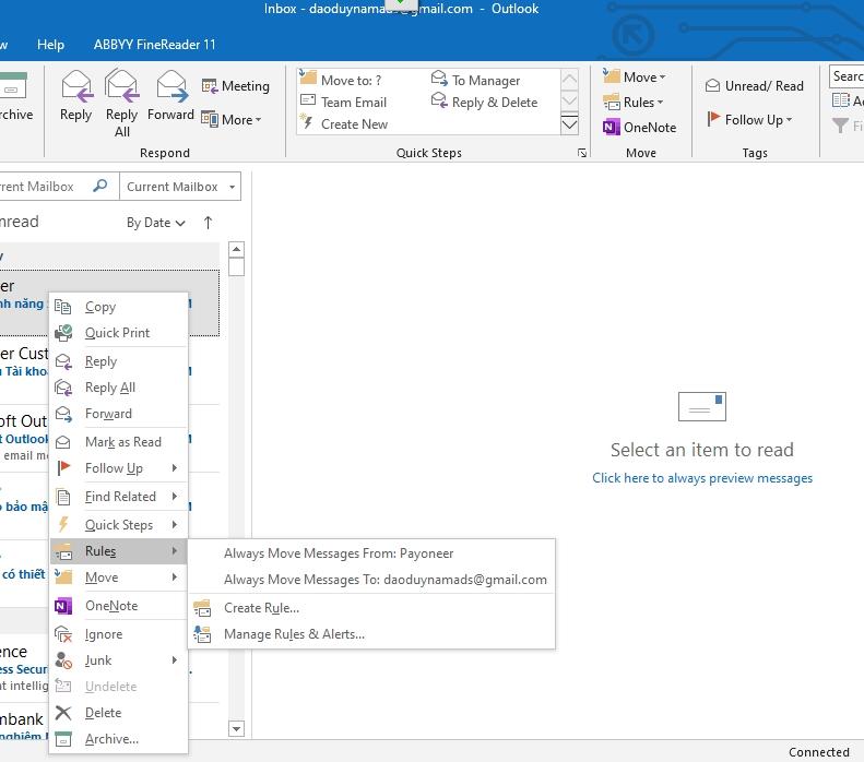 Mail và outlook: Ứng dụng email trên windows 10 nào thích hợp với bạn? 1