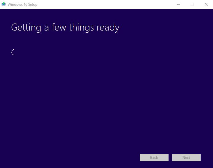 Media creation tool công cụ tải windows 10 chính hãng từ Microsoft 1