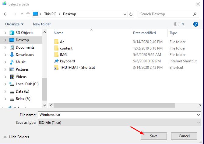 Media creation tool công cụ tải windows 10 chính hãng từ Microsoft 5