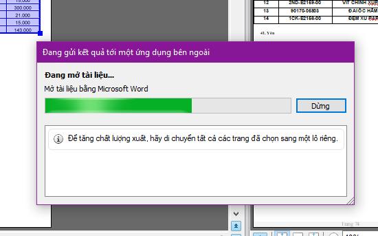 Phần mềm chuyển đổi/convert PDF sang word không lỗi font tốt nhất 11