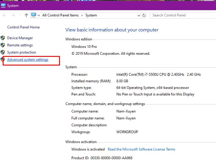 Sửa lỗi Full Disk 100% trên Windows thành công 100% 3