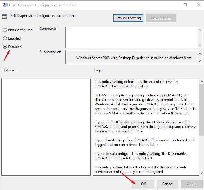 Sửa lỗi Full Disk 100% trên Windows thành công 100% 25