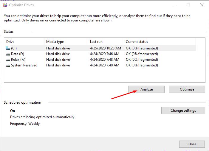 Sửa lỗi Full Disk 100% trên Windows thành công 100% 28