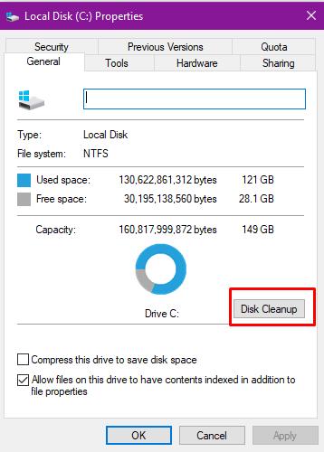 Sửa lỗi Full Disk 100% trên Windows thành công 100% 32