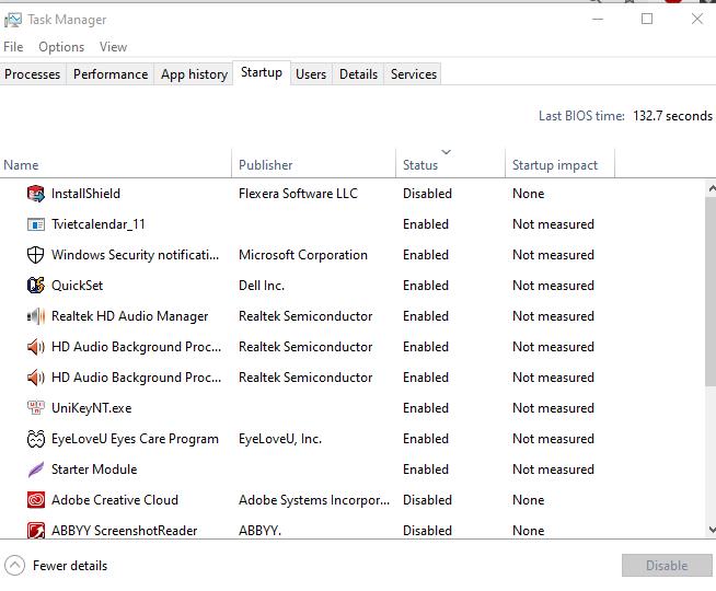 Sửa lỗi Full Disk 100% trên Windows thành công 100% 40