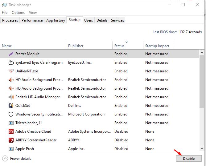 Sửa lỗi Full Disk 100% trên Windows thành công 100% 41