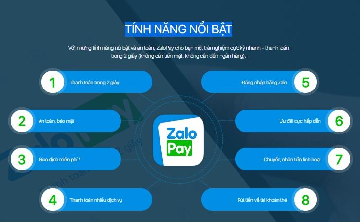 ZaloPay là gì? Cách đăng ký tạo nhanh một tài khoản ZaloPay 2