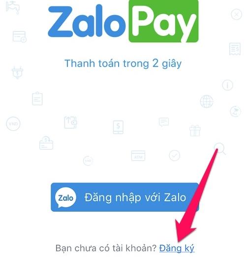 ZaloPay là gì? Cách đăng ký tạo nhanh một tài khoản ZaloPay 4